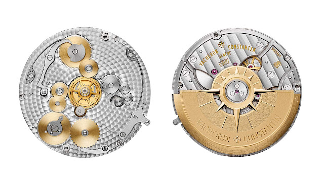 Vacheron Constantin 5110 DT self-winding manufacture movement