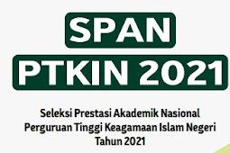 Jurusan SPAN PTKIN 2021 Lengkap, Cek Apa Saja Prodi SPAN PTKIN