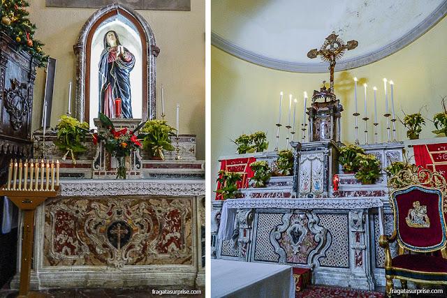 Catedral de Castelmola, Sicília