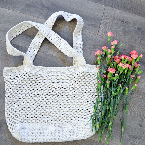 Farmer's Market Bag - Free Pattern