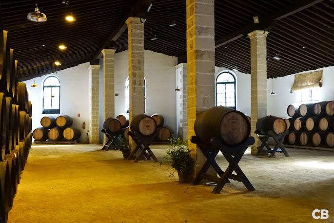 Bodega in Jerez de la Frontera