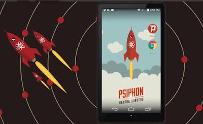 aplikasi internet gratis psiphon pro