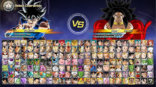 NEW! DRAGON BALL Z ULTIMATE FIGHTER 2 MUGEN [OPENGL] 2021