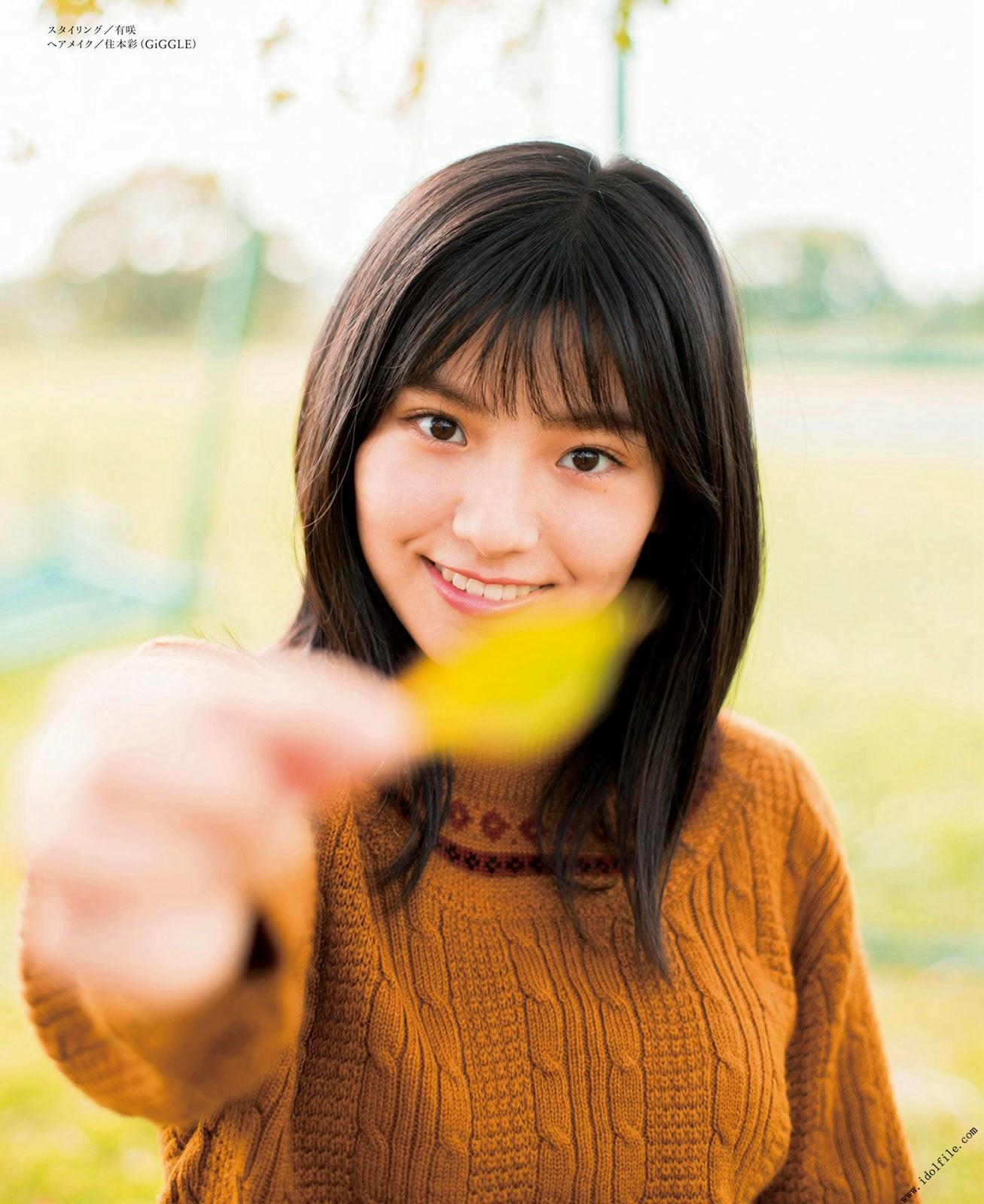 Goto Rara 後藤楽々, BUBKA 2018 No.02 (ブブカ 2018年02月号)