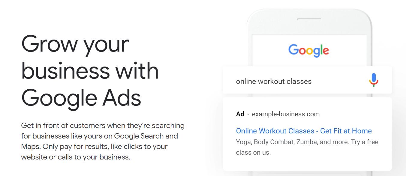 jasa freelance google ads jakarta