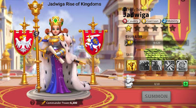 cara mendapatkan jadwiga rise of kingdoms