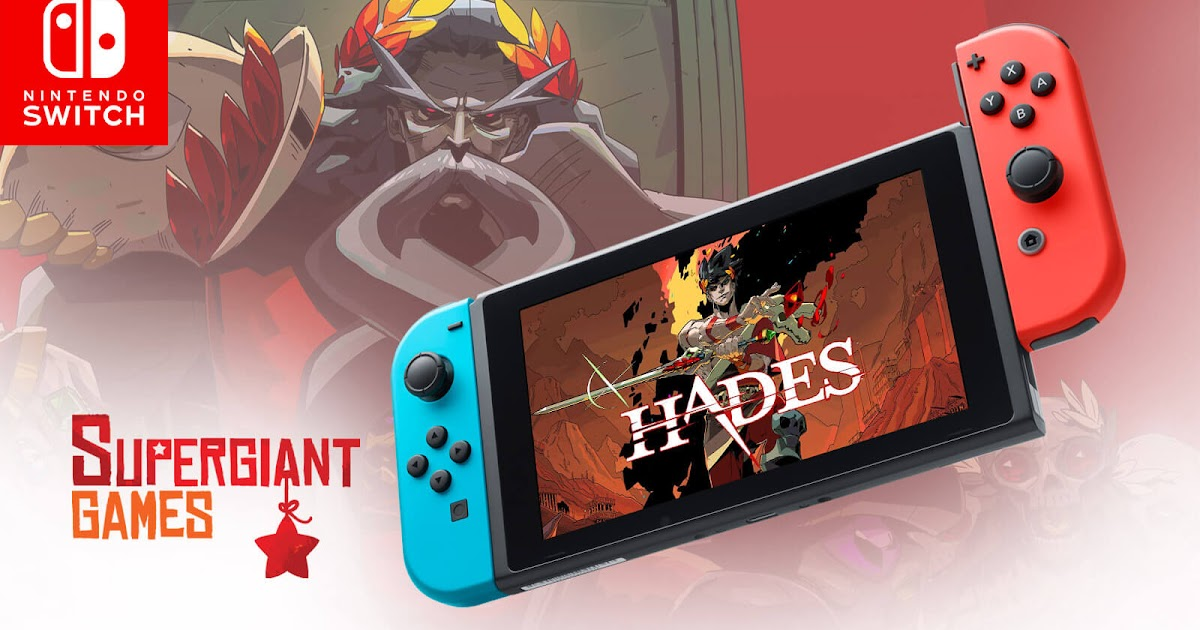Hades Coming To Nintendo Switch
