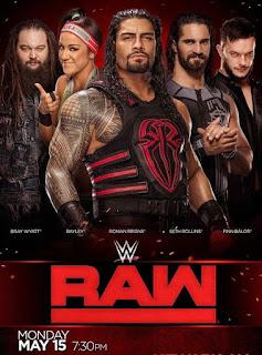 WWE Monday Night Raw (29 June 2020) English 720p HDTV 900MB Download