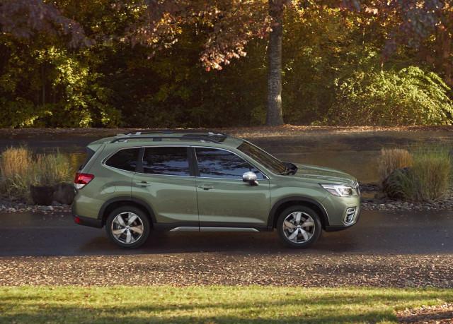 2020 Subaru Forester Review