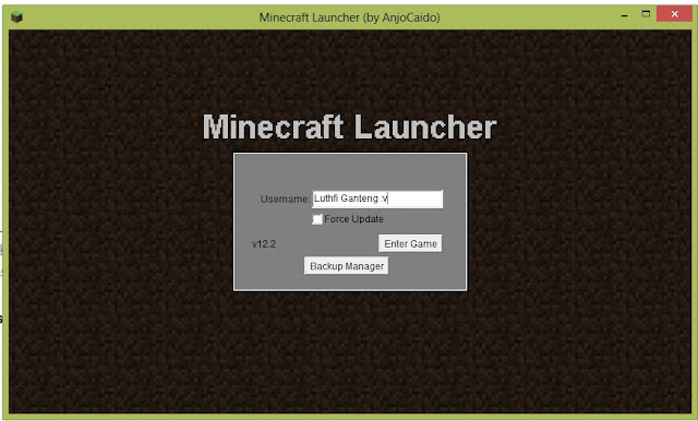 Minceraft PC Full Version Offline