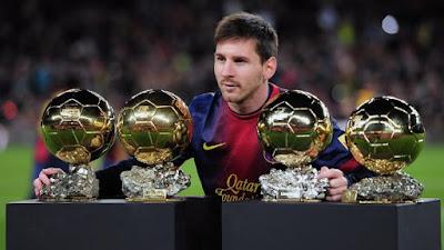 Profil, Foto dan Biografi Lionel Messi Lengkap