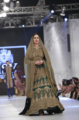 Hsy-kingdom-bridal-wear-dresses-collection-at-plbw-2016-17