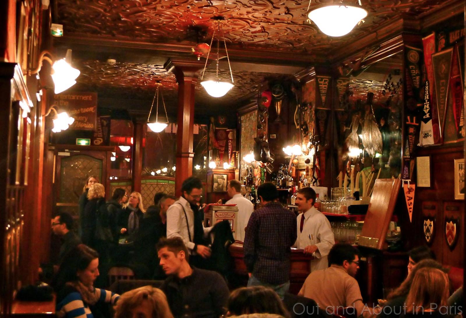 monday morning musings harry 39 s bar in paris. Black Bedroom Furniture Sets. Home Design Ideas