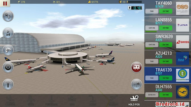 Download Game Unmatched Air Traffic Control v5.0.4 Mod Apk+Data (Unlimited Money)