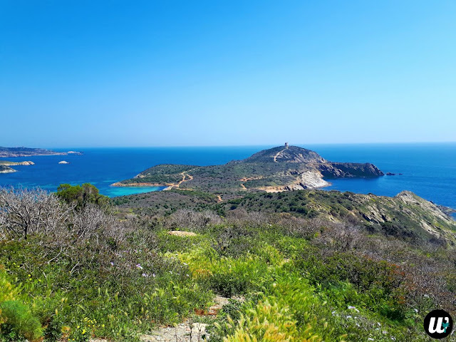 Beautiful coastal landscape, driving | Sardinia, Italy | wayamaya
