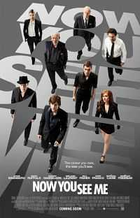 Now You See Me (2013) Dual Audio Movie Download 300mb BRRip