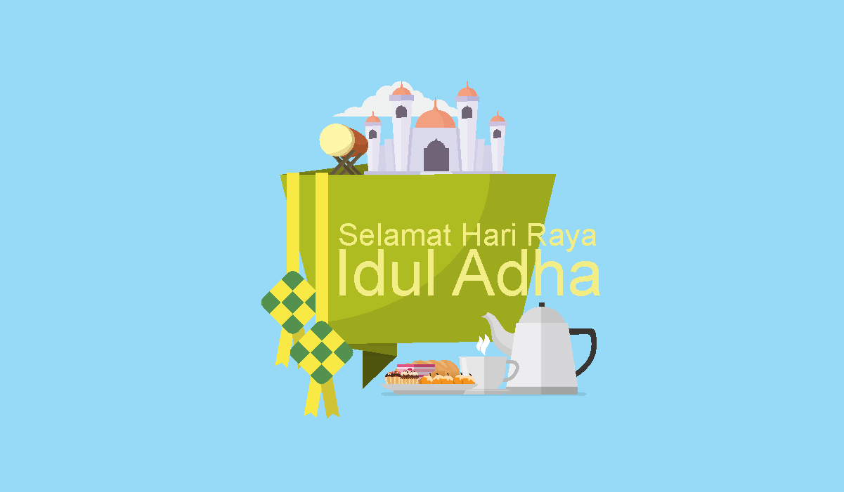 Free Download Spanduk Banner Idul Adha Dan Qurban 1440 H Cdr