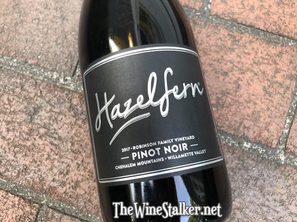 Hazelfern Pinot Noir 2017