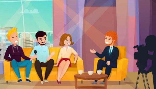 Pengertian Talkshow di Program Acara Radio, Televisi, dan Podcast