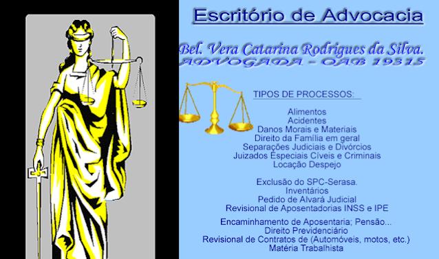Defenda seus direitos, Direito trabalhista, Direito de Família, Direito do Consumidor, Ações previdenciárias (INSS, aposentadorias, pensões)