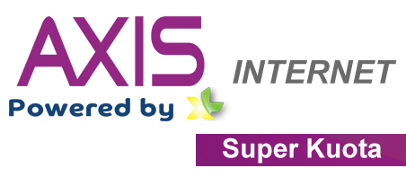 Paket Internet Super Kuota AXIS