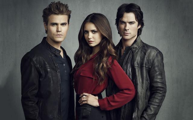 Playlist de Setembro: Seriado The Vampire Diaries