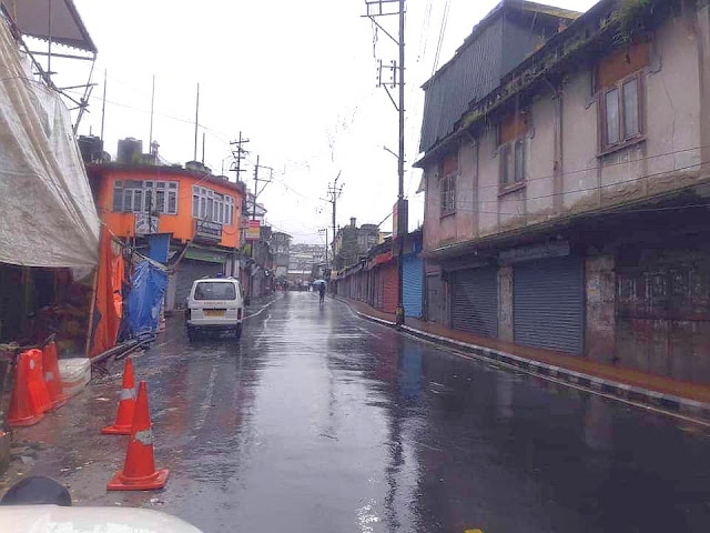 Kalimpong and Darjeeling Hill municipal areas to observe lockdown for a week