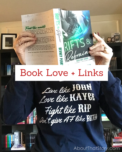 Book Love + Links: Sep. 19, 2020   About That Story