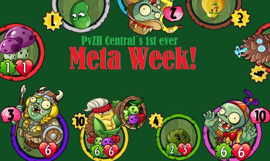 Plants Vs  Zombies Heroes Central: Meta Week: GearBox´s The