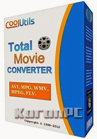 Coolutils Total Movie Converter 4.1.1 + Key