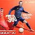 Sepatu Bola Asics Ultrezza 2 AI Orange Blue 1103A020-705 Original