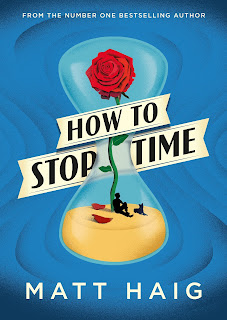 How to Stop Time by Matt Haig book cover