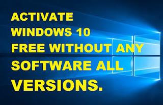 Cara Mengaktifkan Windows 10 Pro Free Product Key 64 Bit