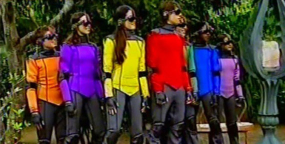 cavaleiros do futuro