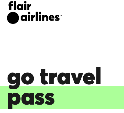 February 6 Update: Flair Airlines offering unlimited flights for 90 days and Air Canada now accepts PayPal