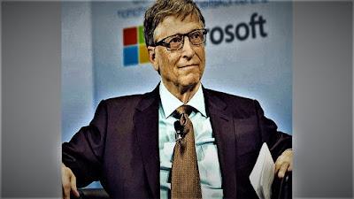 """بعد 45 عامًا """"بيل غيتس"""" يرحل عن مايكروسوفت"""