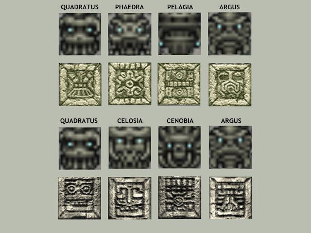 Nomads Blog Maps Symbols Icons Secrets
