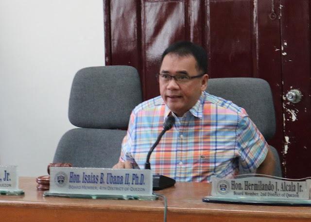 Tug of war over Quezon province 2021 budget heats up