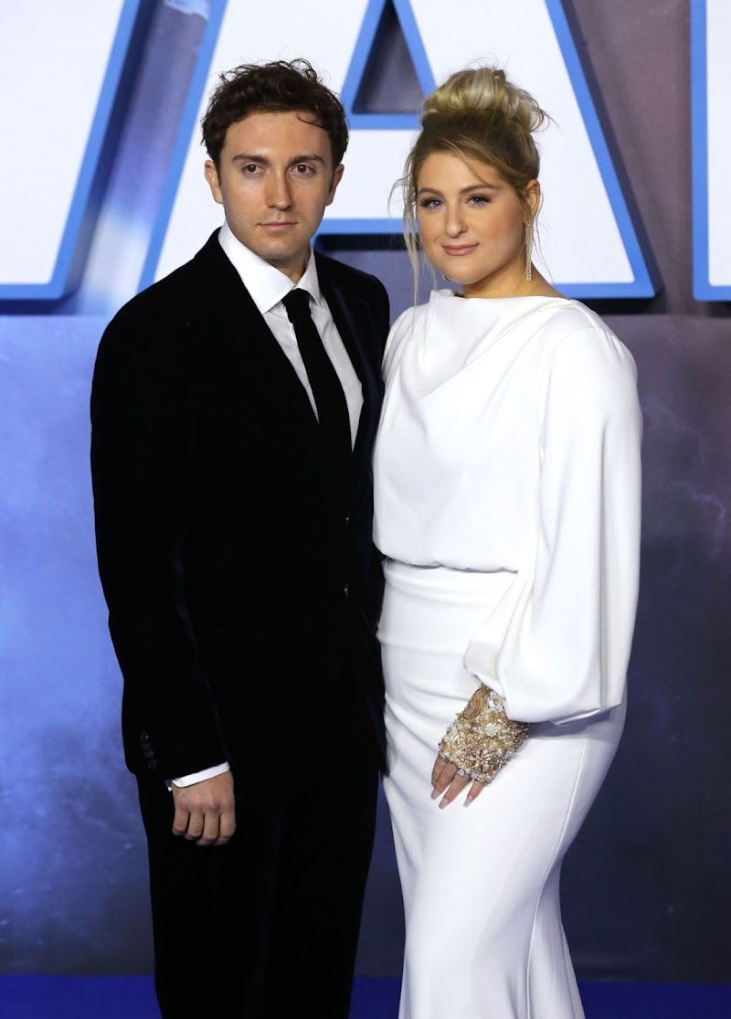 Meghan Trainor Clicks at Star Wars: The Rise of Skywalker Premiere in London 18 Dec-2019