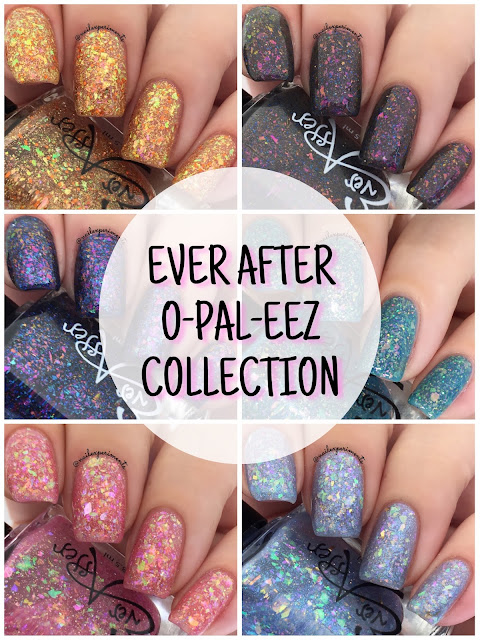 ever after polish o-pal-eez collection swatches