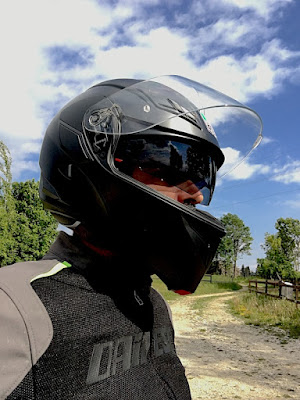 AGV Compact ST test recensione