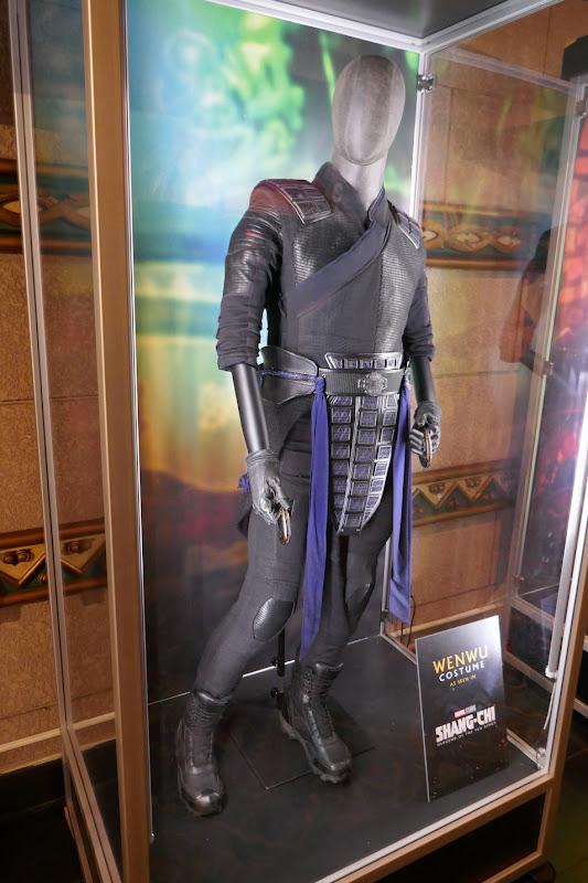 Tony Leung Shang-Chi Legend Ten Rings Wenwu costume