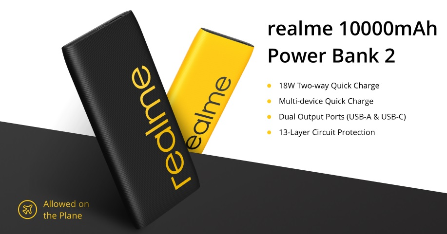 realme powerbank 2