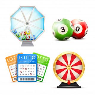 sorteios e loterias