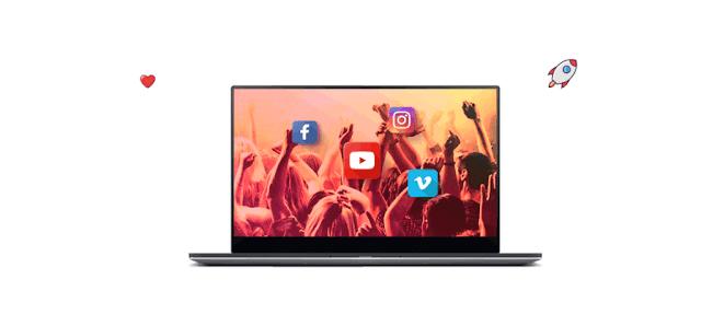 افضل موقع تحميل فيديوهات من يوتيوب, فيسبوك, تويتر, انستغرام 2020