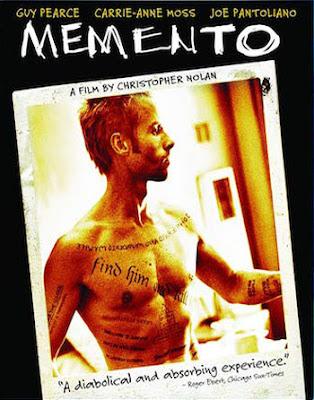 Memento 2000 Dual Audio Hindi 720p BluRay 800mb