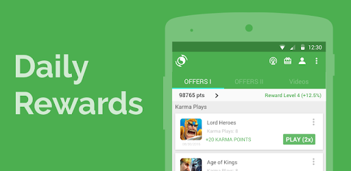 appKarma Reward & Gift Card