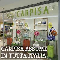 assunzioni negozi carpisa