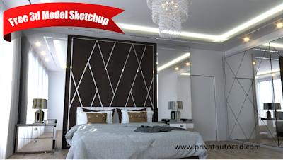 Tutorial Interior Vray Sketchup