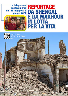 Reportage da Shengal e da Makhmour in lotta per la vita